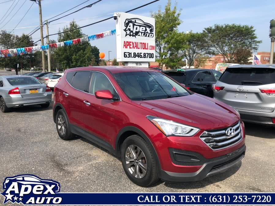 Used 2015 Hyundai Santa Fe Sport in Selden, New York | Apex Auto. Selden, New York