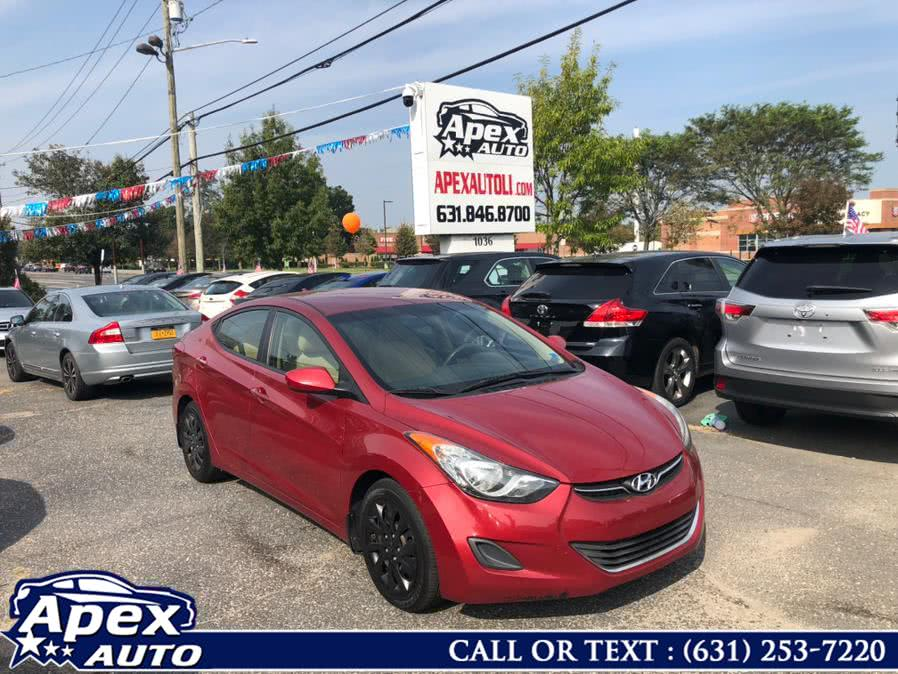 Used 2013 Hyundai Elantra in Selden, New York | Apex Auto. Selden, New York
