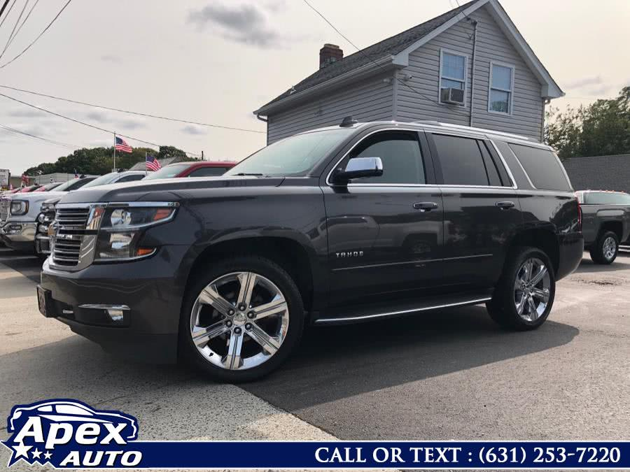 Used 2017 Chevrolet Tahoe in Selden, New York | Apex Auto. Selden, New York