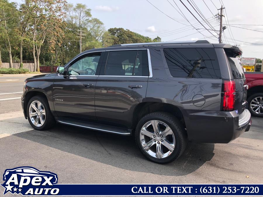 Used Chevrolet Tahoe 4WD 4dr Premier 2017 | Apex Auto. Selden, New York