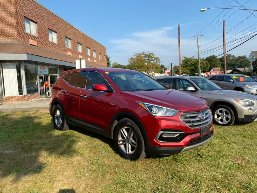 Used Hyundai Santa Fe Sport 2.4L Auto AWD 2017 | Safe Used Auto Sales LLC. Danbury, Connecticut