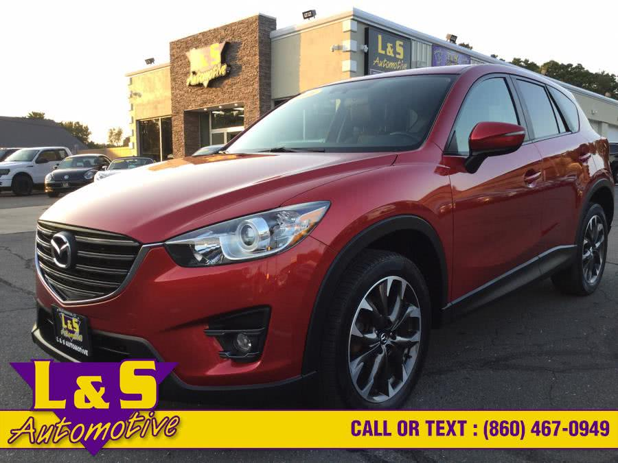 Used 2016 Mazda CX-5 in Plantsville, Connecticut | L&S Automotive LLC. Plantsville, Connecticut