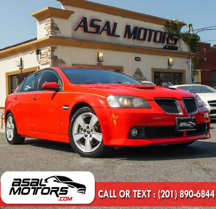 Used 2008 Pontiac G8 in East Rutherford, New Jersey | Asal Motors. East Rutherford, New Jersey