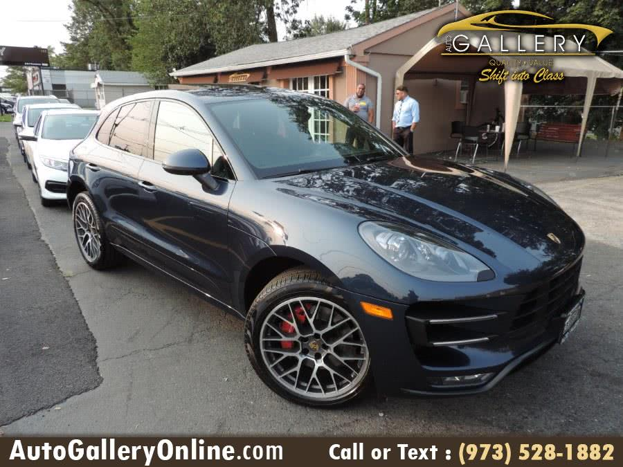 Used Porsche Macan AWD 4dr Turbo 2016 | Auto Gallery. Lodi, New Jersey