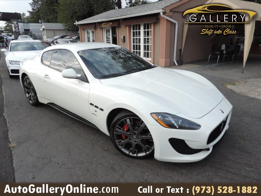 Used 2013 Maserati GranTurismo in Lodi, New Jersey | Auto Gallery. Lodi, New Jersey
