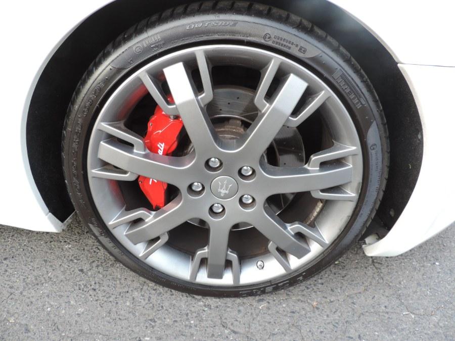 Used Maserati GranTurismo 2dr Cpe GranTurismo Sport 2013 | Auto Gallery. Lodi, New Jersey
