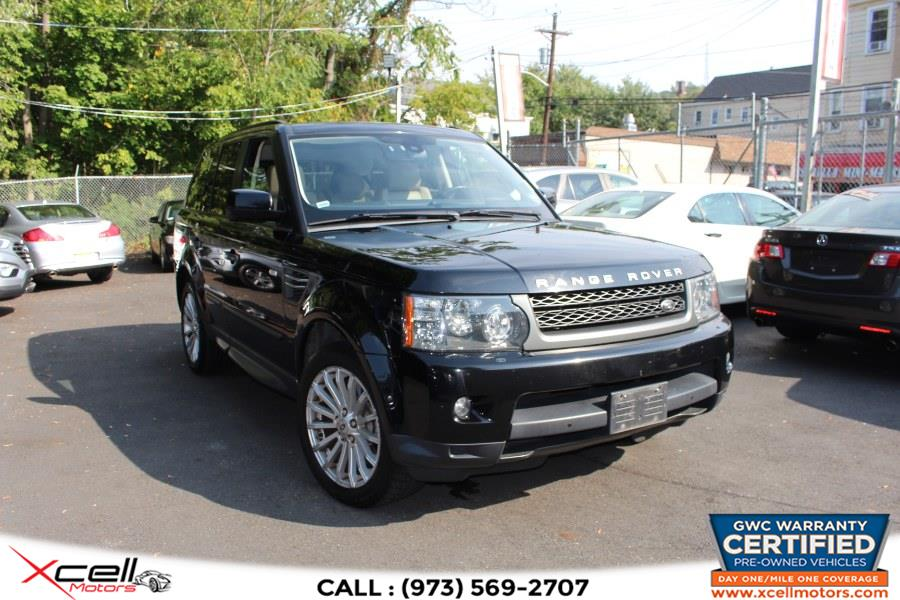 Used 2011 Land Rover Range Rover Sport HSE in Paterson, New Jersey | Xcell Motors LLC. Paterson, New Jersey