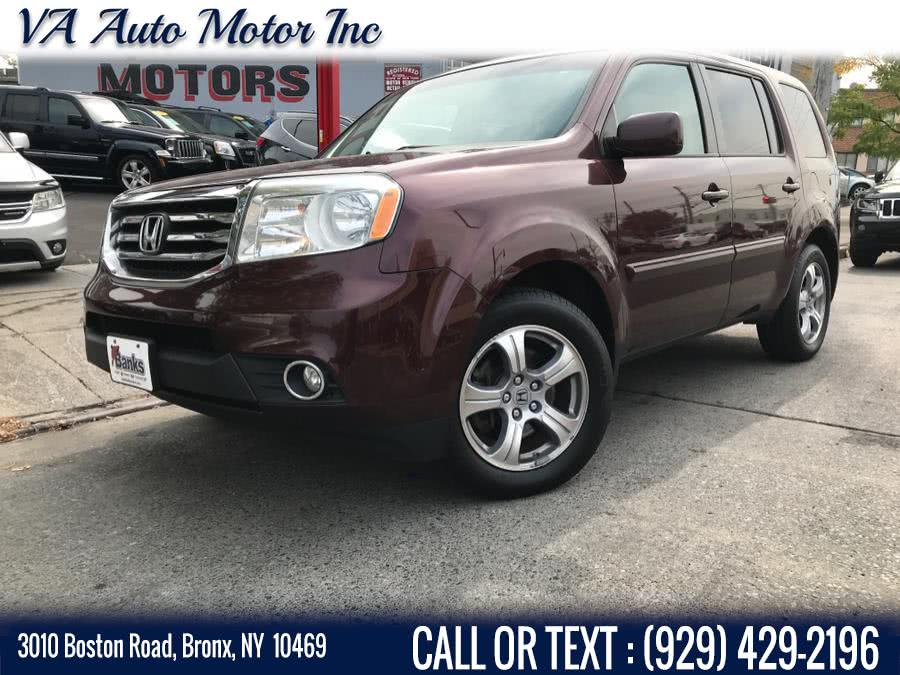 Used 2013 Honda Pilot in Bronx, New York | VA Auto Motor Inc. Bronx, New York