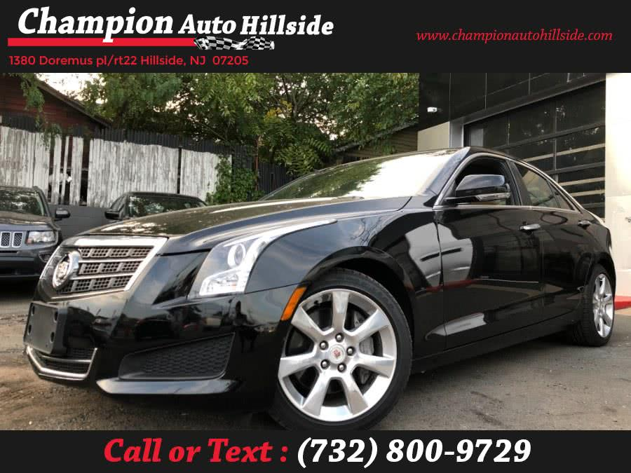 Used 2013 Cadillac ATS in Hillside, New Jersey | Champion Auto Sales. Hillside, New Jersey