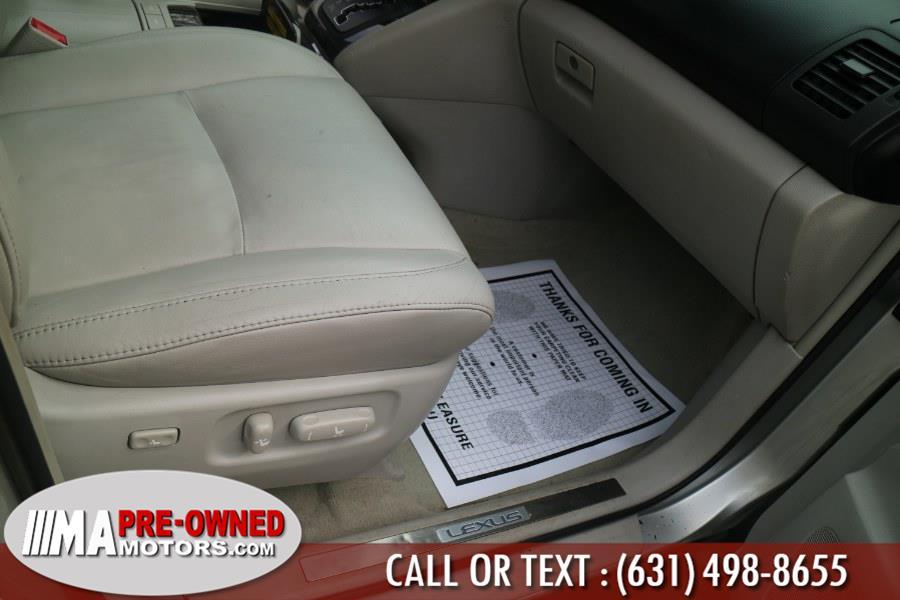 Used Lexus RX 350 AWD 4dr 2008 | M & A Motors. Huntington, New York
