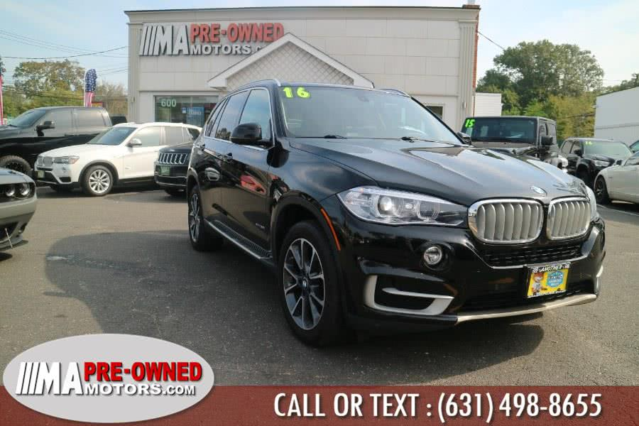Used 2016 BMW X5 in Huntington, New York | M & A Motors. Huntington, New York