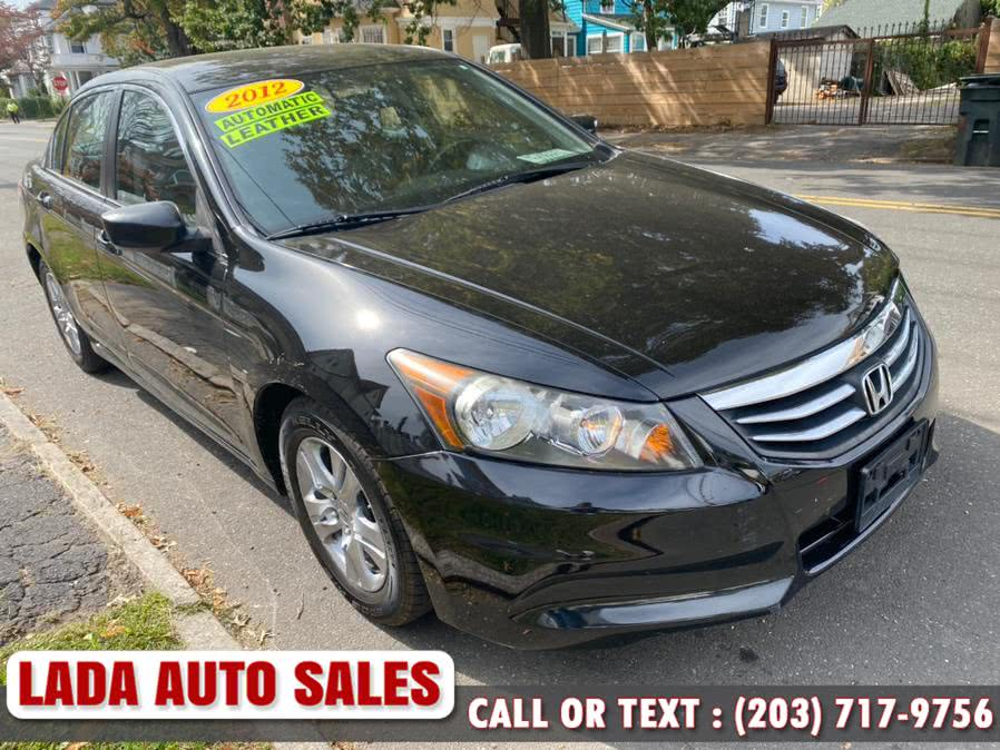 Used 2012 Honda Accord Sdn in Bridgeport, Connecticut | Lada Auto Sales. Bridgeport, Connecticut