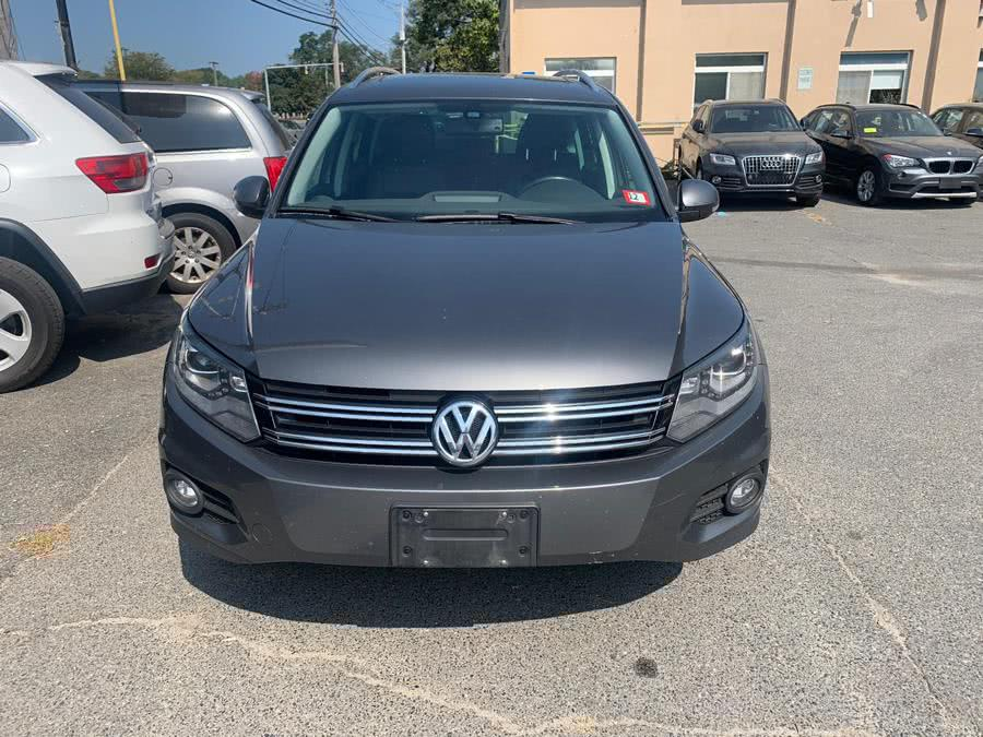 Used Volkswagen Tiguan 4MOTION 4dr Auto R-Line 2016 | J & A Auto Center. Raynham, Massachusetts