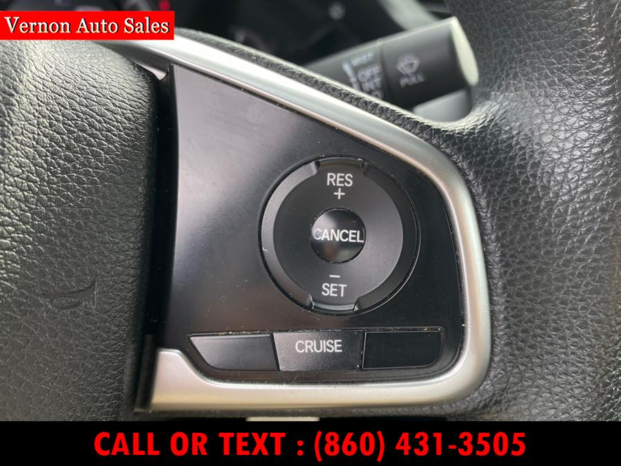 Used Honda Civic Sedan 4dr CVT LX 2016   Vernon Auto Sale & Service. Manchester, Connecticut