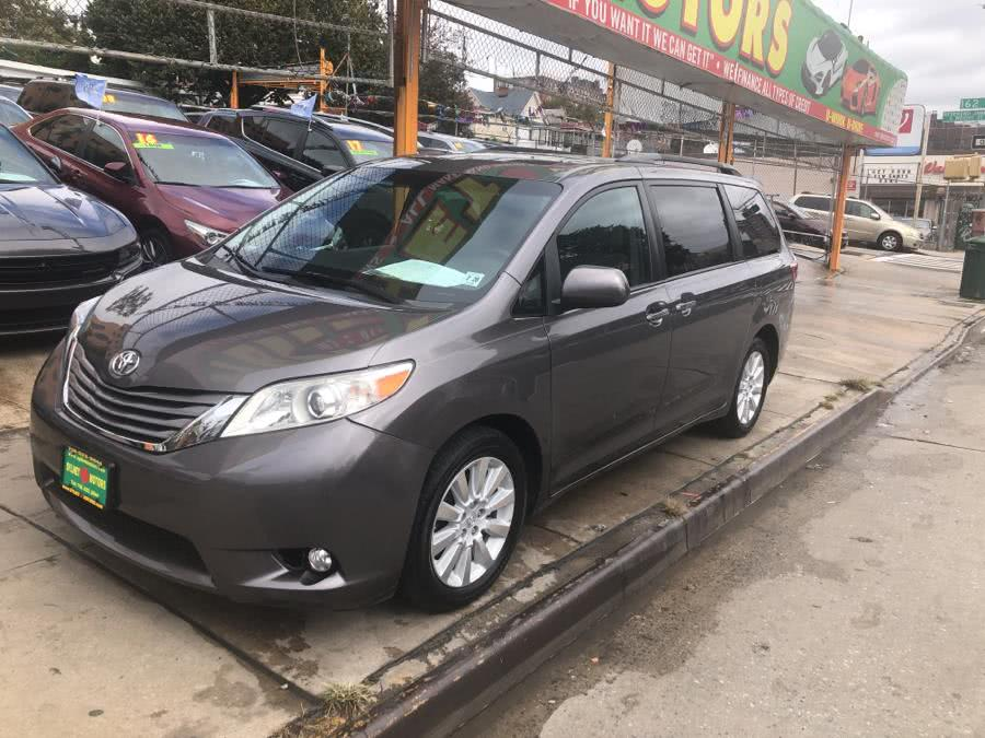 Used 2015 Toyota Sienna in Jamaica, New York | Sylhet Motors Inc.. Jamaica, New York