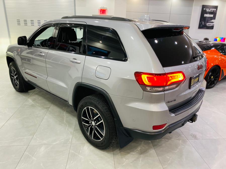 Used Jeep Grand Cherokee 4WD 4dr Trailhawk 2017 | Luxury Motor Club. Franklin Square, New York