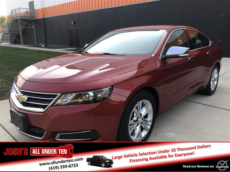 Used 2015 Chevrolet Impala in Elida, Ohio | Josh's All Under Ten LLC. Elida, Ohio