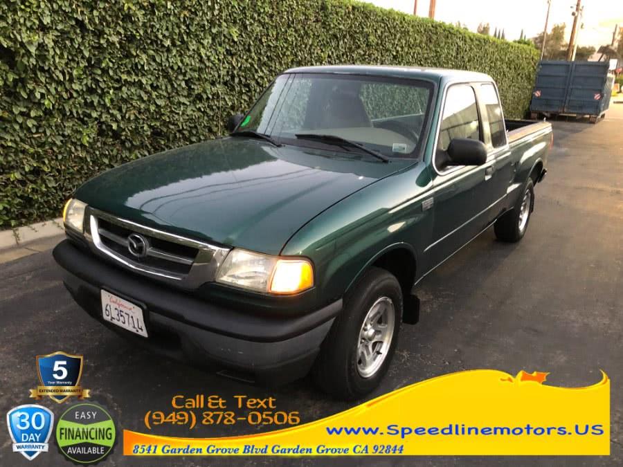 Used 2001 Mazda B-Series 2WD Truck in Garden Grove, California | Speedline Motors. Garden Grove, California