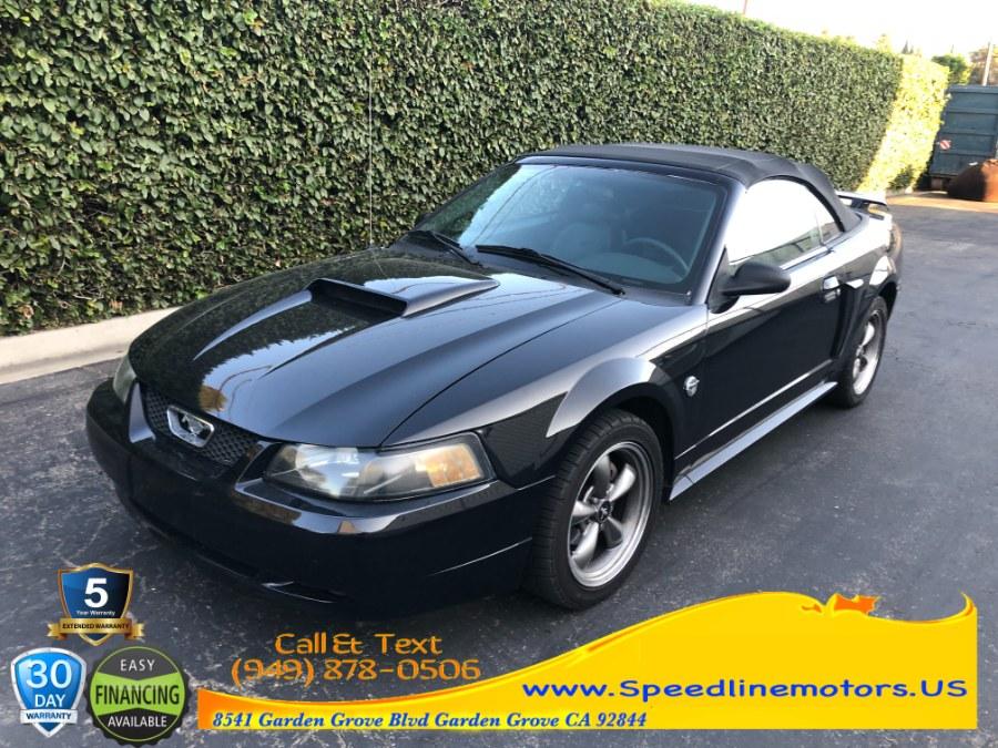 Used Ford Mustang 2dr Conv GT Deluxe 2004   Speedline Motors. Garden Grove, California