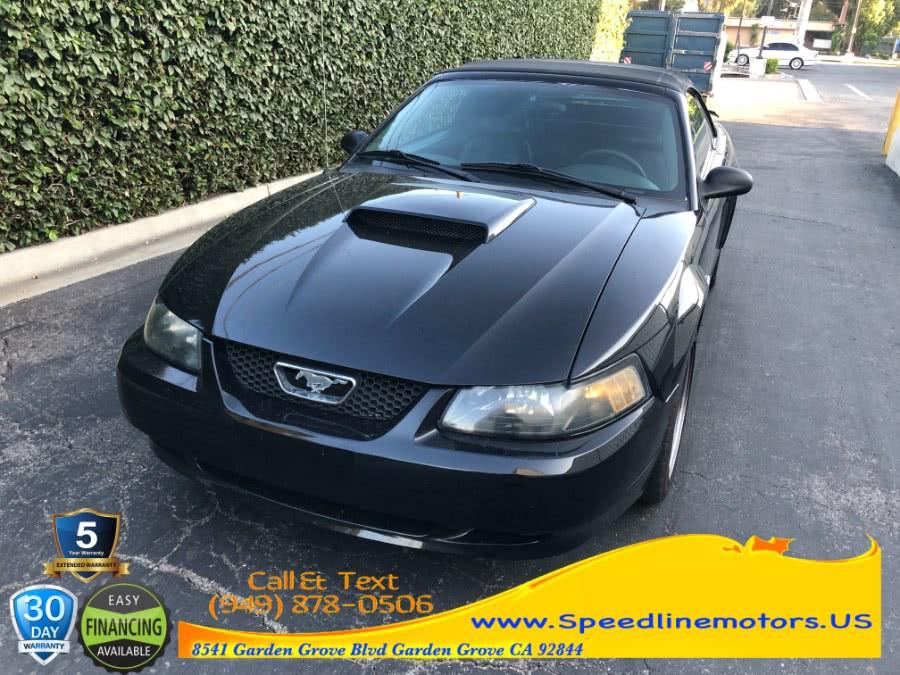 Used Ford Mustang 2dr Conv GT Deluxe 2004 | Speedline Motors. Garden Grove, California