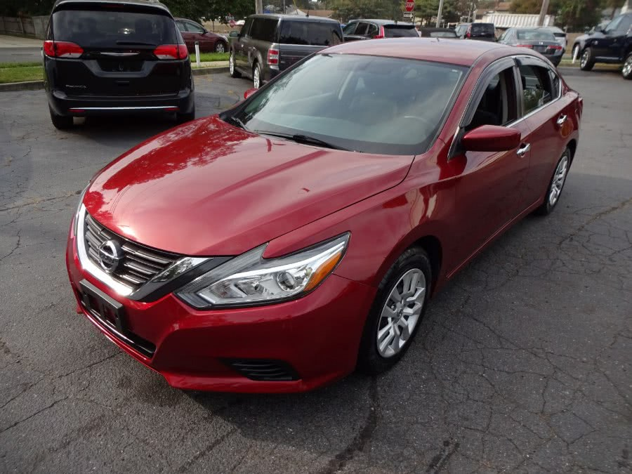 Used Nissan Altima 4dr Sdn I4 2.5 SV 2016 | Mint Auto Sales. Islip, New York