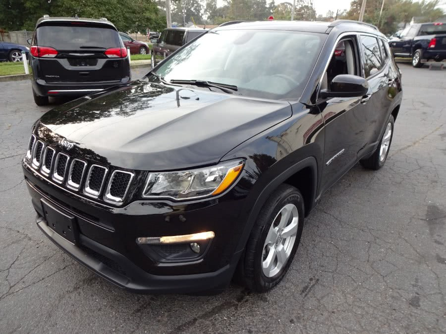 Used 2018 Jeep Compass in Islip, New York | Mint Auto Sales. Islip, New York