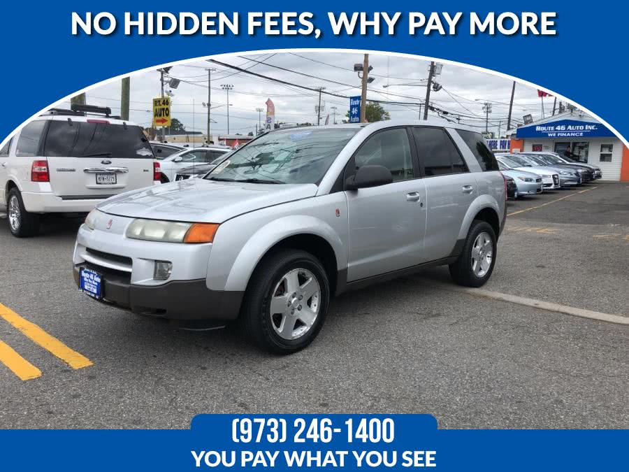 Used 2004 Saturn VUE in Lodi, New Jersey | Route 46 Auto Sales Inc. Lodi, New Jersey