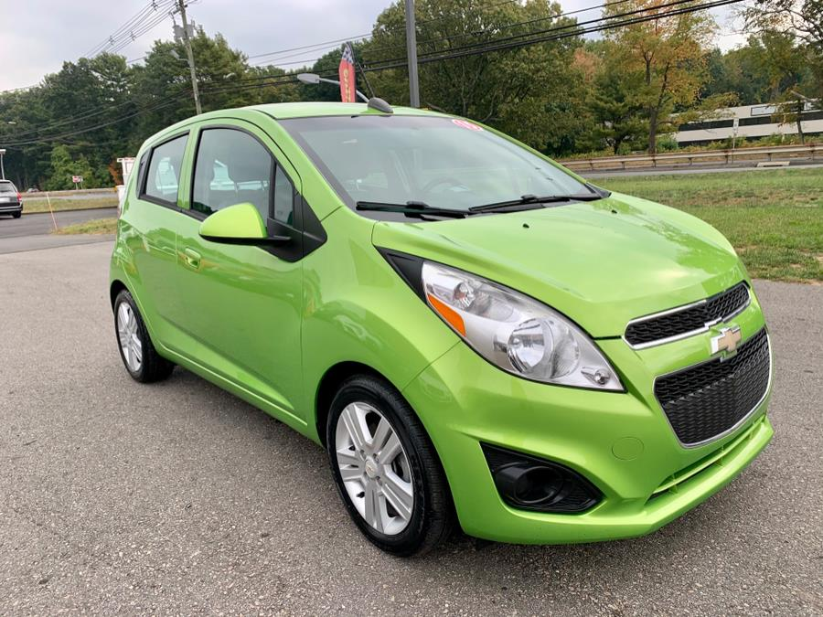 Used Chevrolet Spark 5dr HB Man LS 2015 | Mike And Tony Auto Sales, Inc. South Windsor, Connecticut