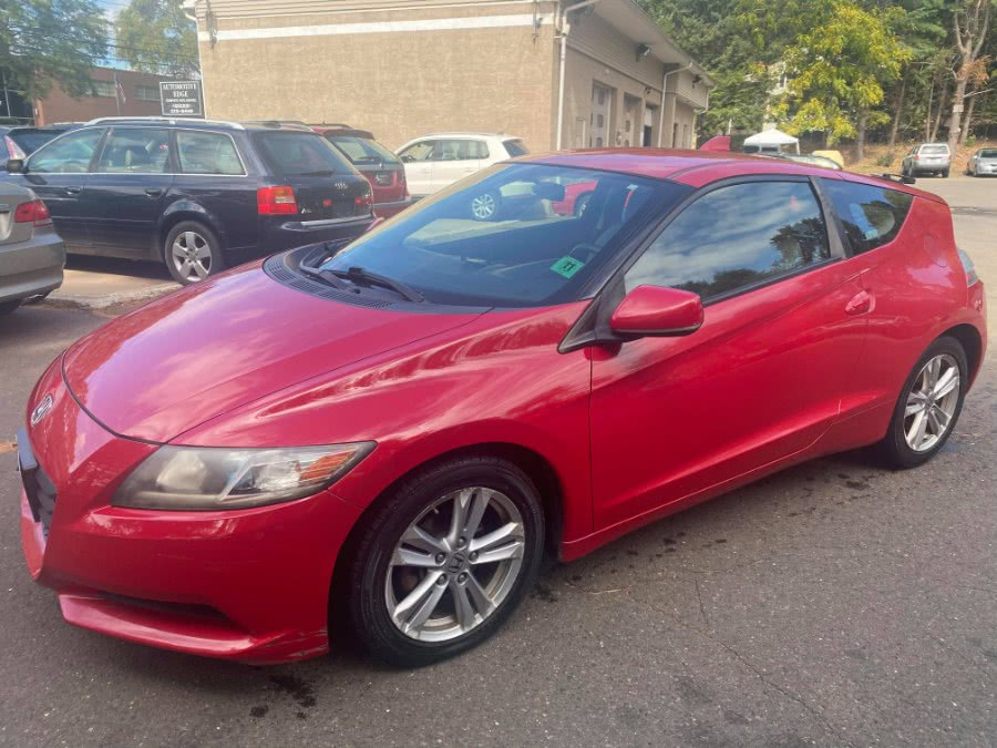 Used Honda CR-Z 3dr CVT 2011 | Automotive Edge. Cheshire, Connecticut