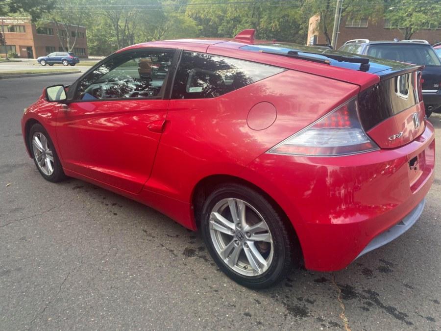 Used Honda CR-Z 3dr CVT 2011 | Automotive Edge. Cheshire, Connecticut