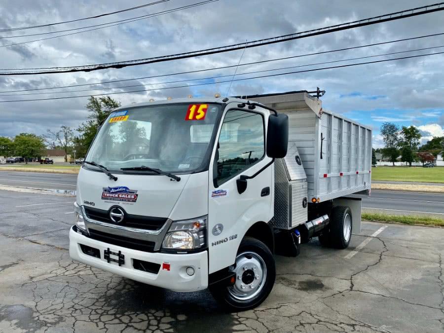 Used 2015 Hino 195 in Burlington, New Jersey | Aladdin Truck Sales. Burlington, New Jersey