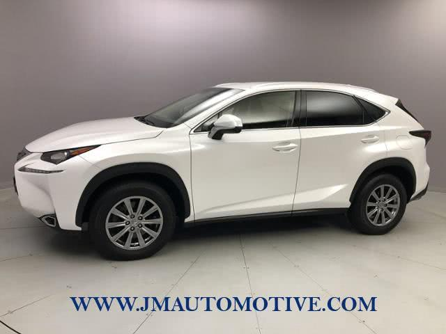 2017 Lexus Nx NX200 Turbo SUV, available for sale in Naugatuck, CT