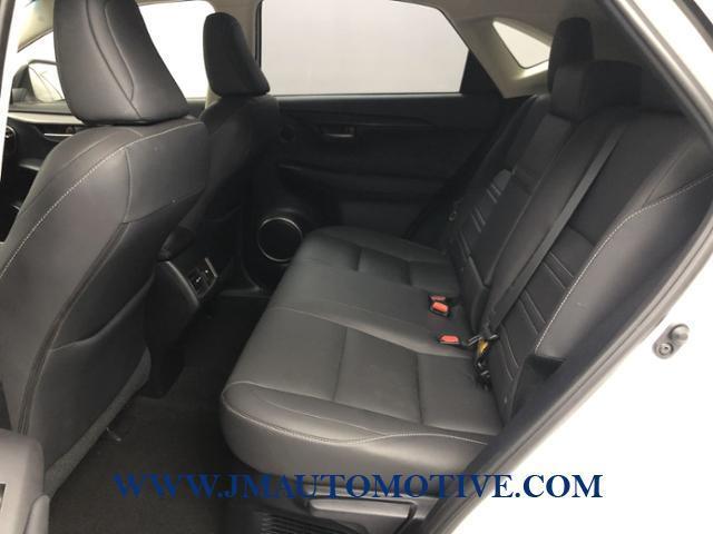 Used Lexus Nx NX200 Turbo SUV 2017   J&M Automotive Sls&Svc LLC. Naugatuck, Connecticut