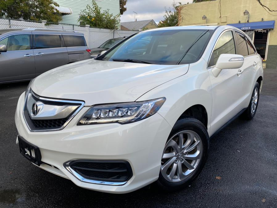 Used 2018 Acura RDX in Jamaica, New York | Sunrise Autoland. Jamaica, New York