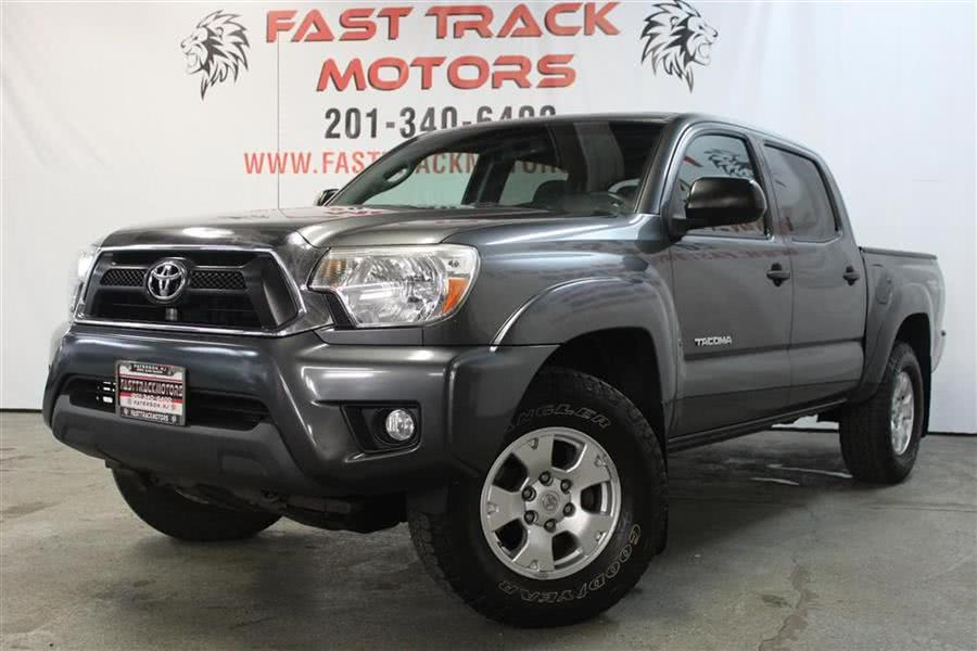 Used Toyota Tacoma DOUBLE CAB 2013 | Fast Track Motors. Paterson, New Jersey