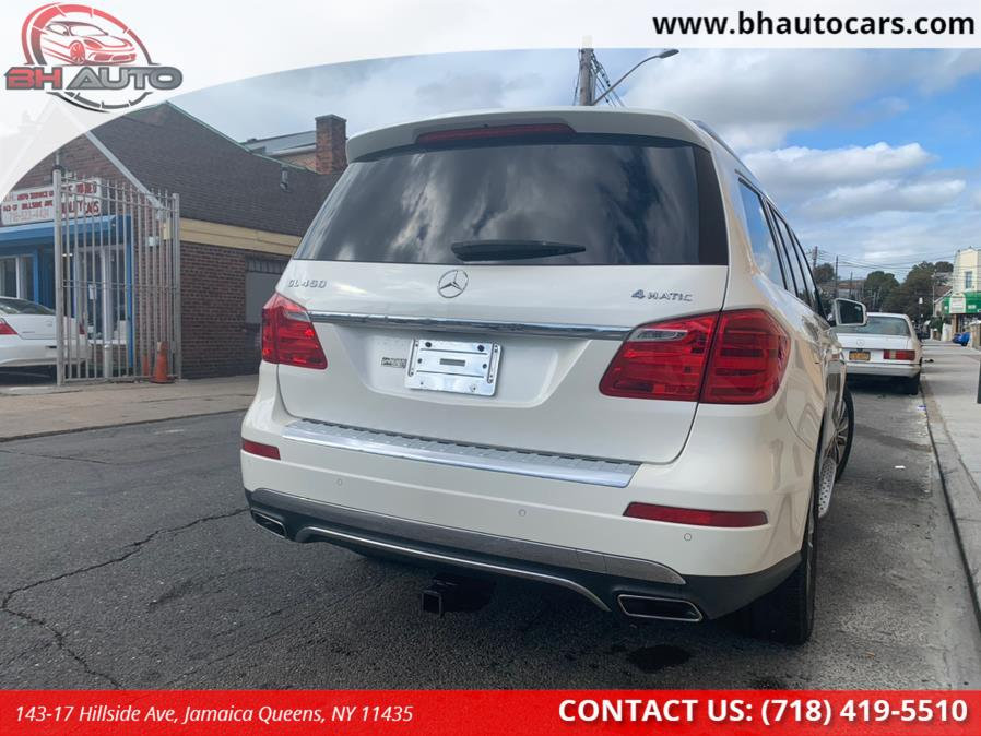 Used Mercedes-Benz GL-Class 4MATIC 4dr GL450 2014 | BH Auto. Jamaica Queens, New York
