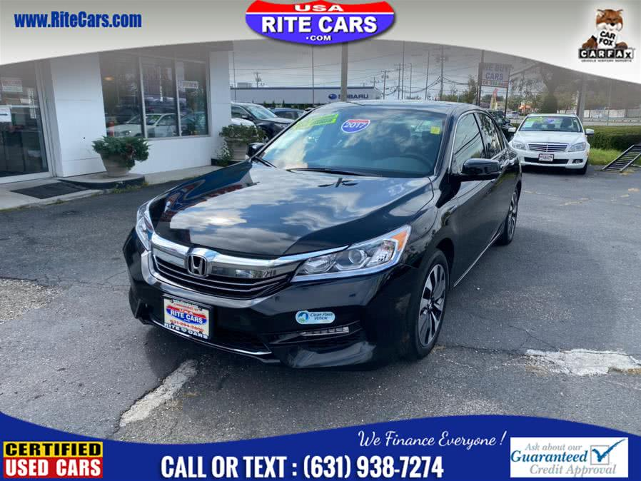 Used Honda Accord Hybrid W/ SPORT MODE EX-L Sedan W/ SPORT MODE 2017 | Rite Cars, Inc. Lindenhurst, New York