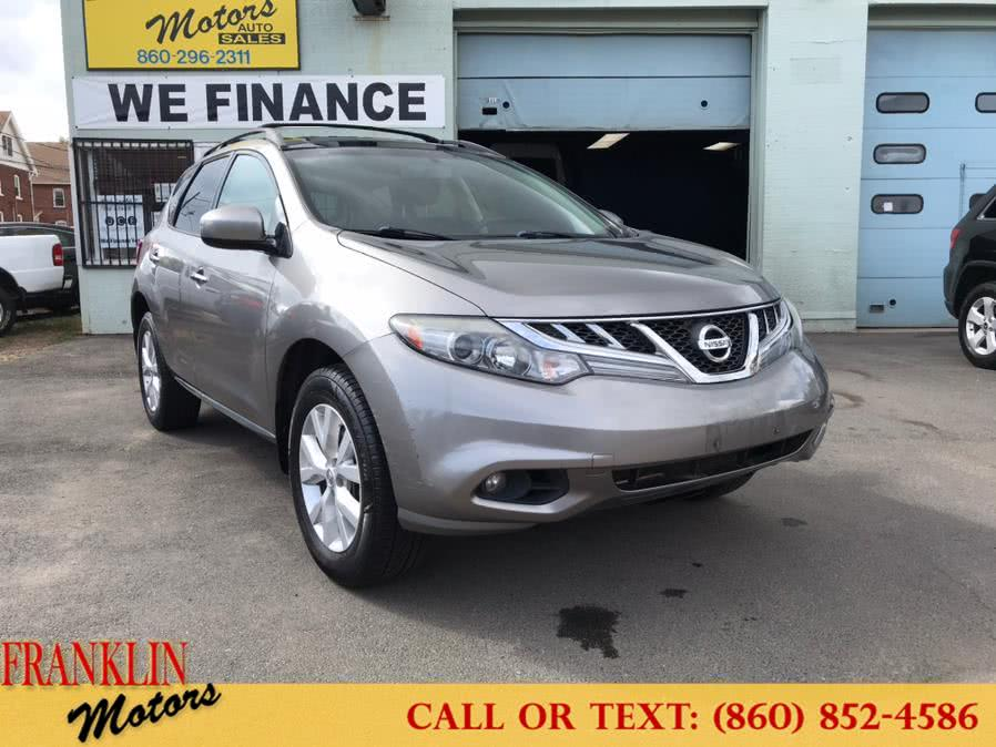 Used 2011 Nissan Murano in Hartford, Connecticut | Franklin Motors Auto Sales LLC. Hartford, Connecticut