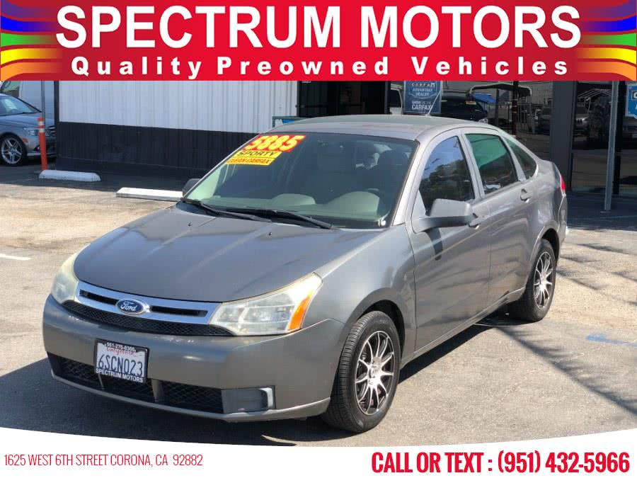 Used 2011 Ford Focus in Corona, California | Spectrum Motors. Corona, California