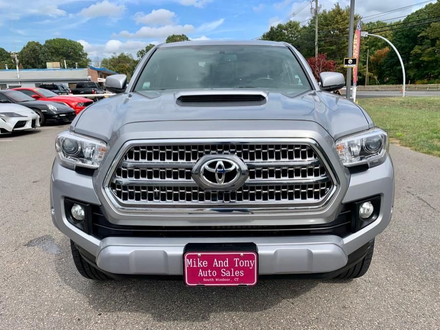 Used Toyota Tacoma 4WD Double Cab V6 AT TRD Sport (Natl) 2016 | Mike And Tony Auto Sales, Inc. South Windsor, Connecticut