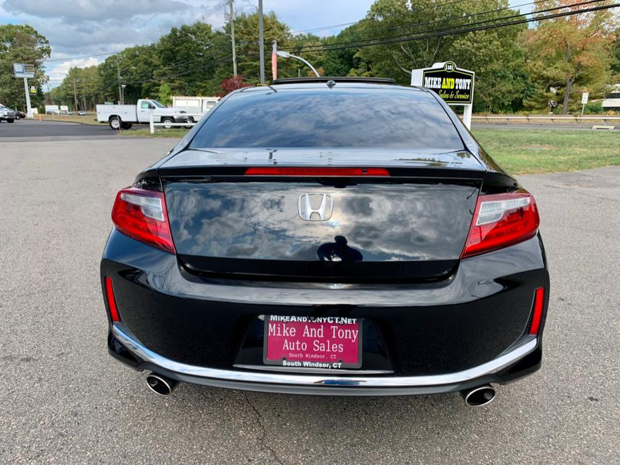 Used Honda Accord Coupe 2dr V6 Auto EX-L 2016   Mike And Tony Auto Sales, Inc. South Windsor, Connecticut