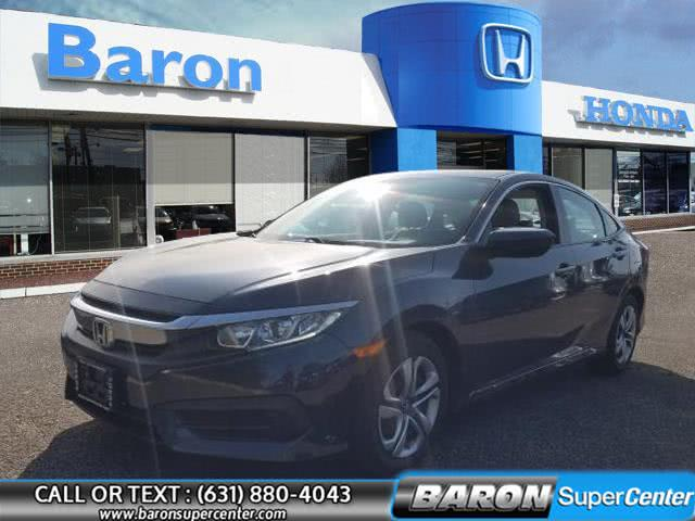 Used 2017 Honda Civic Sedan in Patchogue, New York | Baron Supercenter. Patchogue, New York