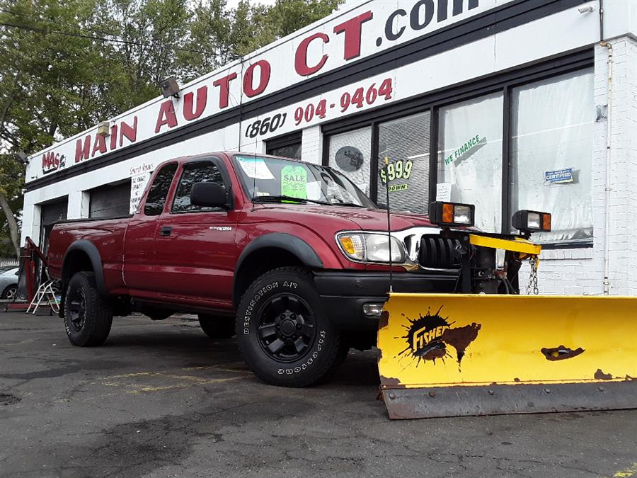 Used 2001 Toyota Tacoma in Hartford, Connecticut | Main Auto Sales LLC. Hartford, Connecticut