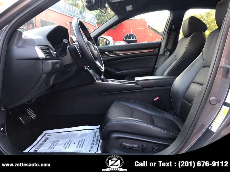 Used Honda Accord Sedan Sport CVT 2018 | Zettes Auto Mall. Jersey City, New Jersey