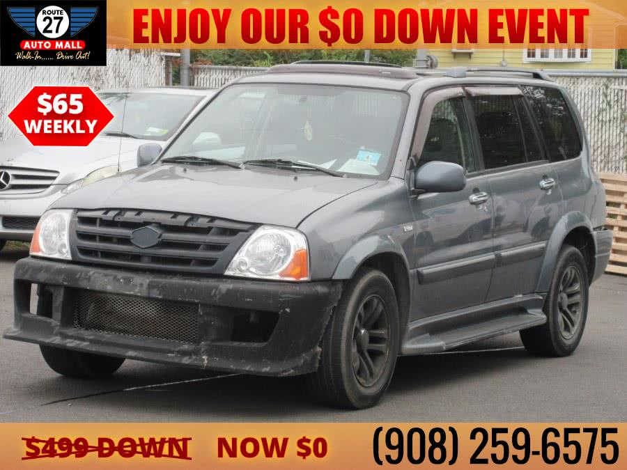 Used 2005 Suzuki XL-7 in Linden, New Jersey | Route 27 Auto Mall. Linden, New Jersey