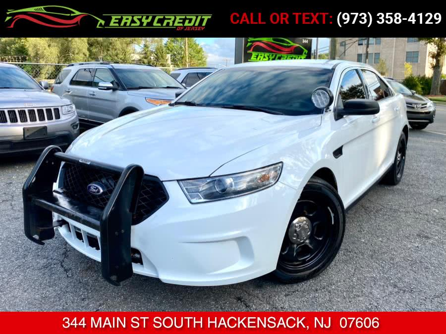 Used 2013 Ford Taurus Police Interceptor in South Hackensack, New Jersey | Easy Credit of Jersey. South Hackensack, New Jersey