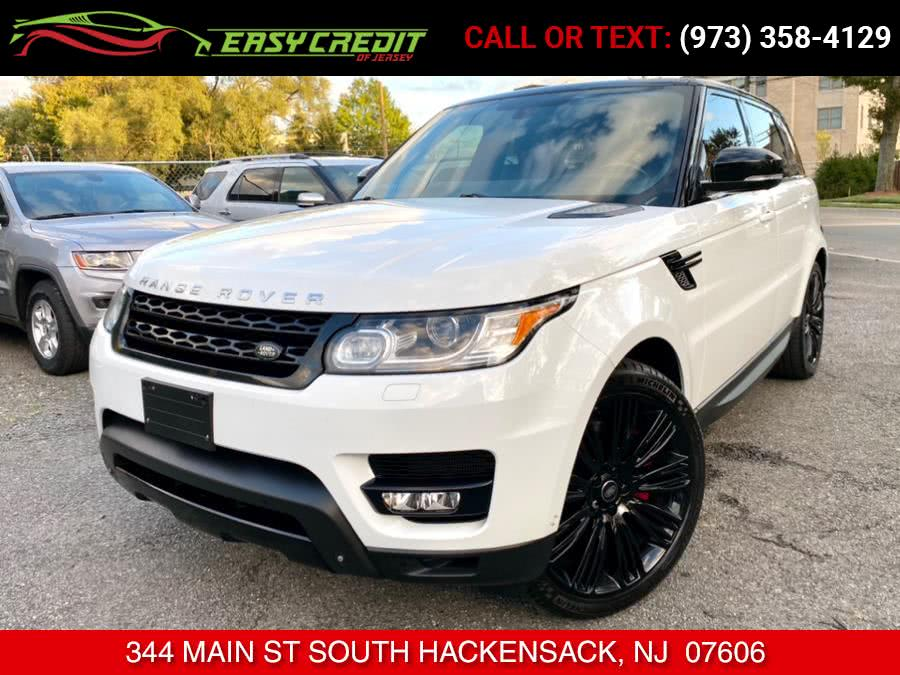 Used 2014 Land Rover Range Rover Sport in South Hackensack, New Jersey | Easy Credit of Jersey. South Hackensack, New Jersey