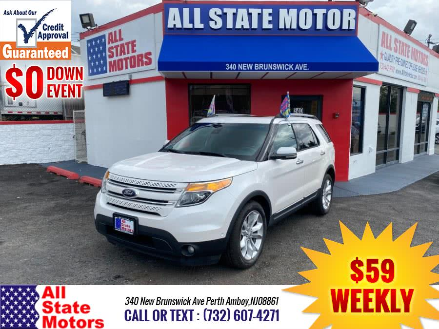 Used Ford Explorer 4WD 4dr Limited 2013 | All State Motor Inc. Perth Amboy, New Jersey