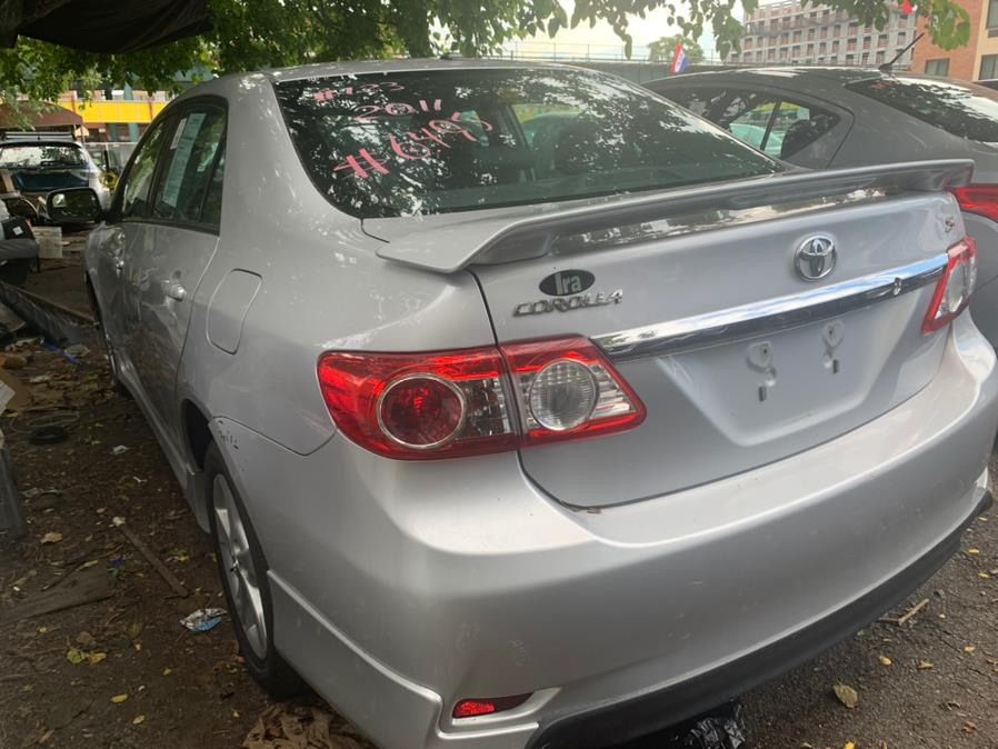 Used Toyota Corolla 4dr Sdn Auto LE 2011 | Atlantic Used Car Sales. Brooklyn, New York