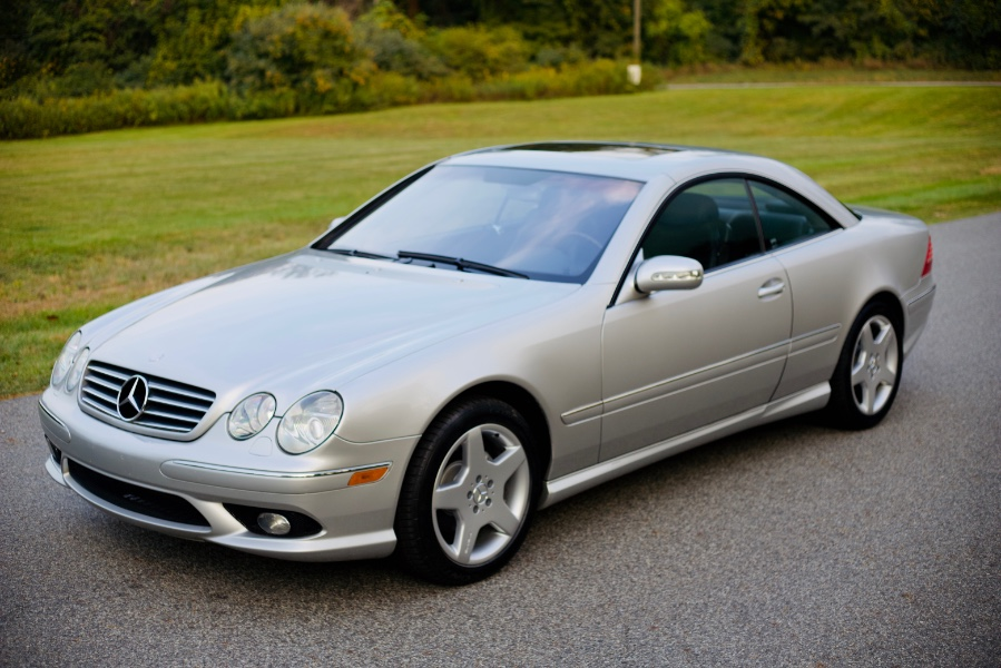 Used 2003 Mercedes Benz CL Class in North Salem, New York | Meccanic Shop North Inc. North Salem, New York